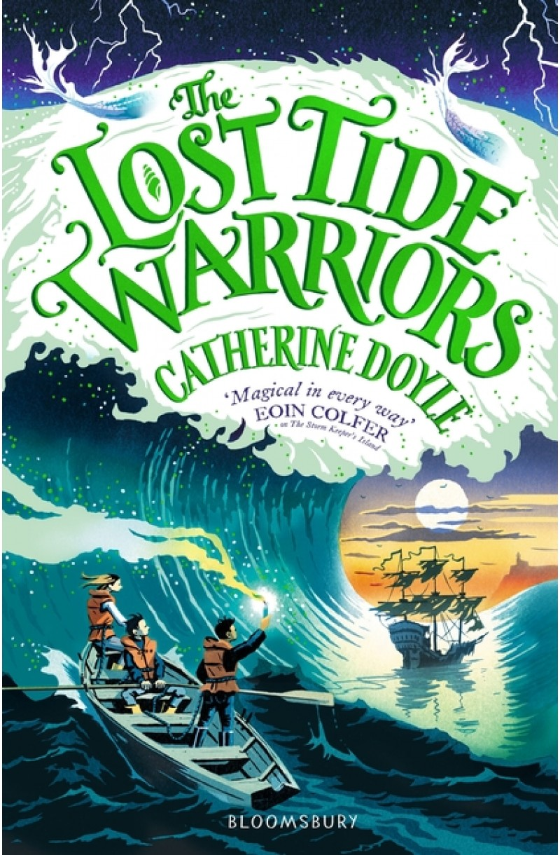 Lost Tide Warriors (The Storm Keeper Quartet)