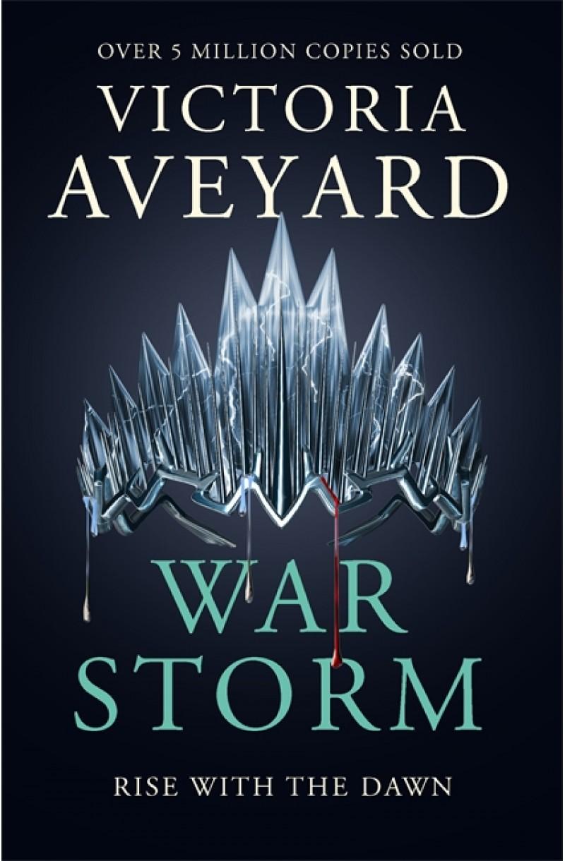 Red Queen 4: War Storm