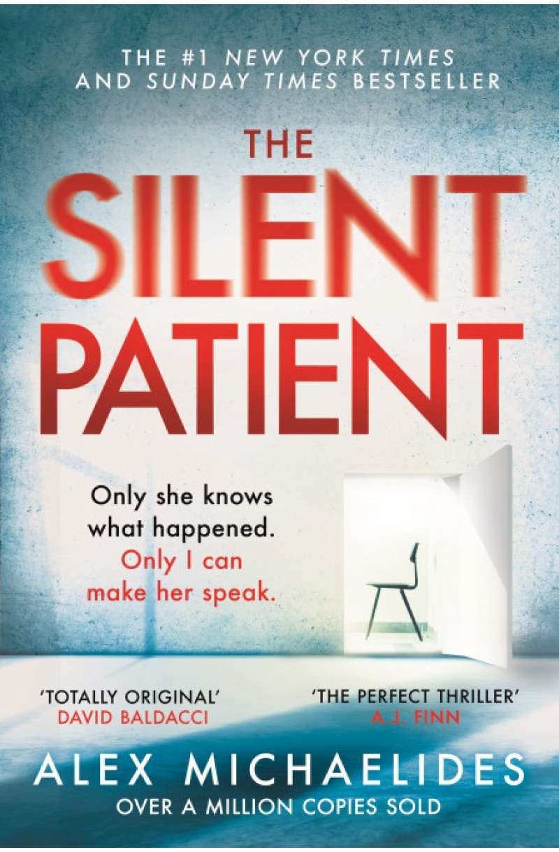 Silent Patient (Shortlisted for the The British Book Award for Crime & Thriller 2020)