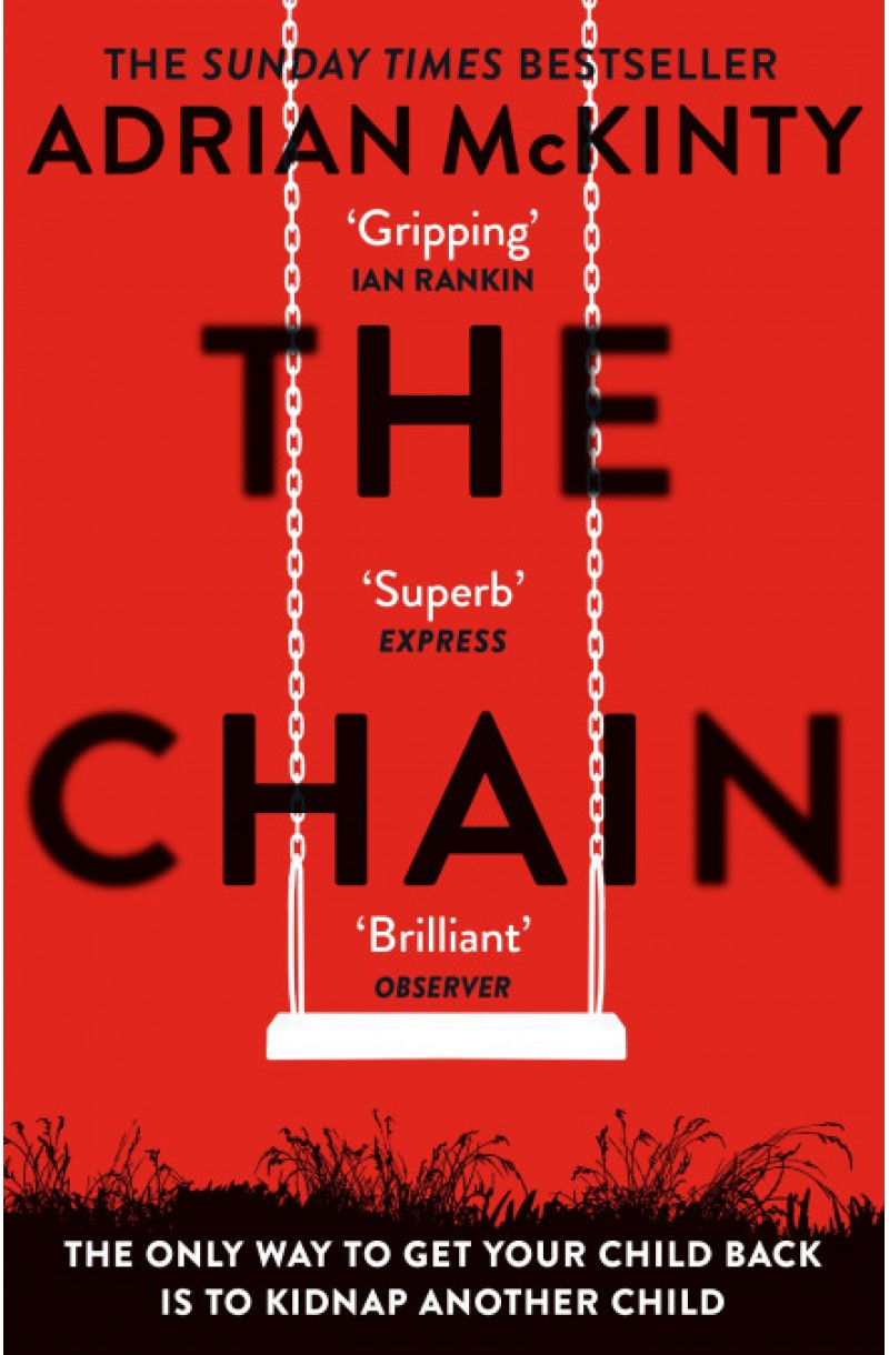 Chain: The gripping, unique, must-read thriller of the year