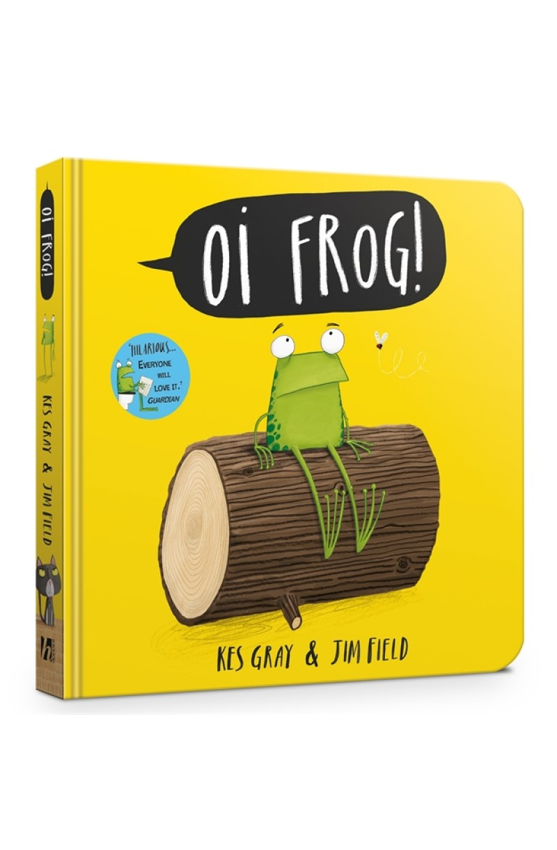 Oi Frog! (board Book)