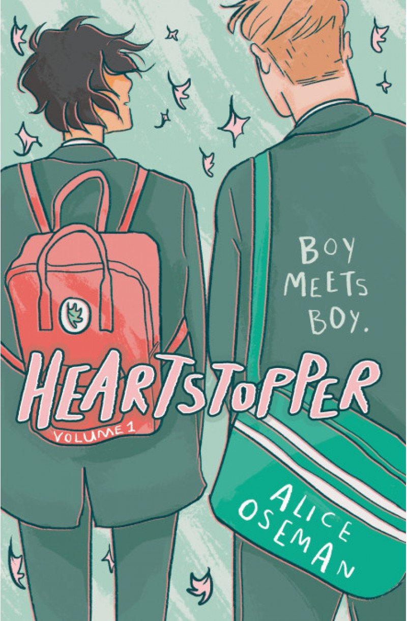 Heartstopper Volume One (Shortlisted for the The British Book Award for Children's Non-fiction & Illustrated Book of 2020)