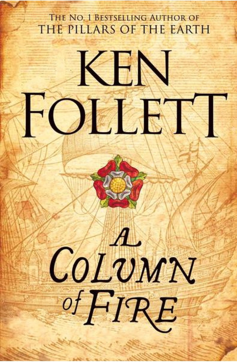 A Column of Fire (editie de buzunar)