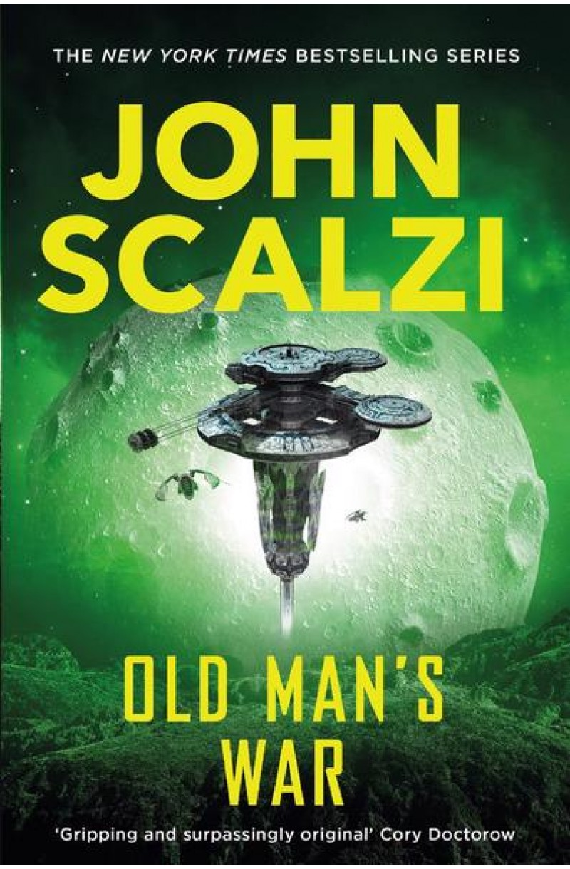 Old Man's War (Winner of the 2006 Locus Award for Best First Novel)