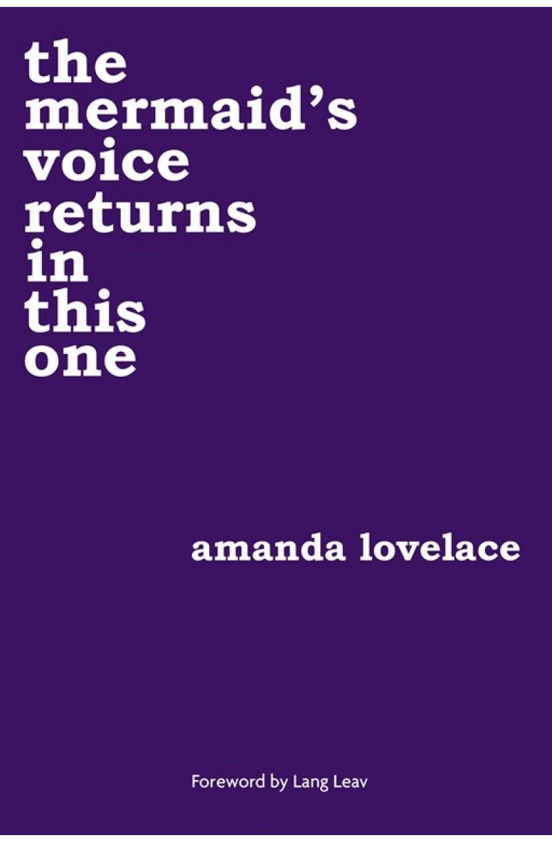 mermaid's voice returns in this one