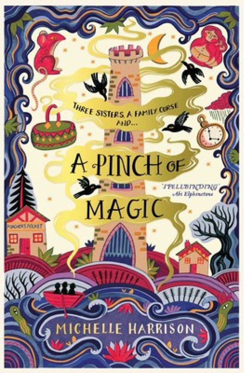 A Pinch of Magic (Shortlisted for the The British Book Award for Children's Fiction Book of 2020)