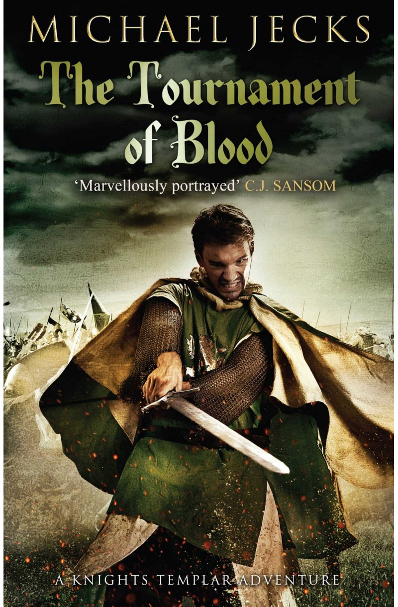 Tournament of Blood (Knights Templer Mysteries)