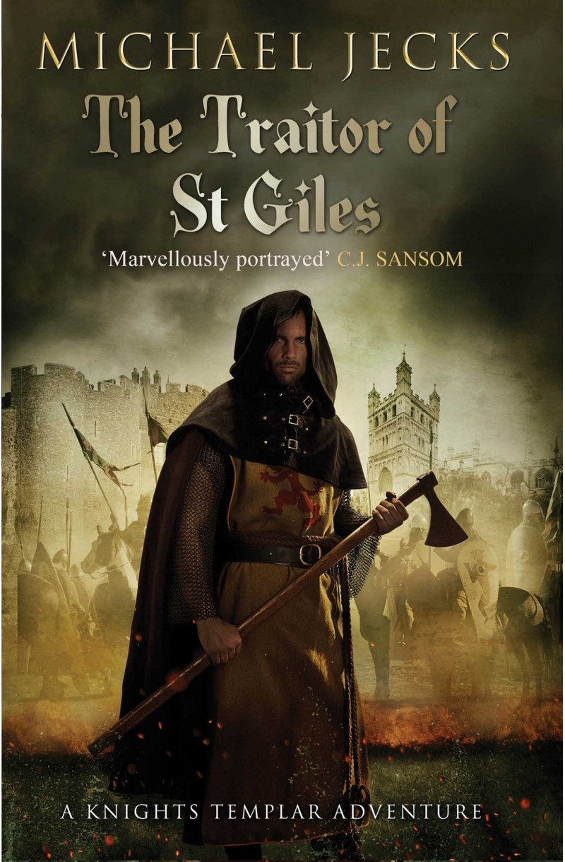 Traitor of St. Giles (Knights Templer Mysteries)