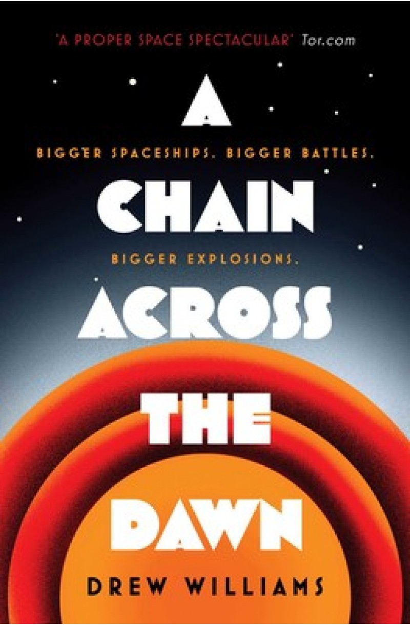A Chain Acrosss the Dawn (The Universe After)