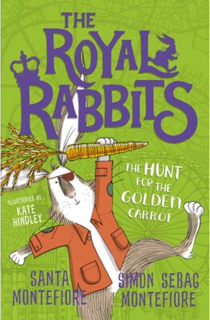 Royal Rabbits: The Hunt for the Golden Carrot