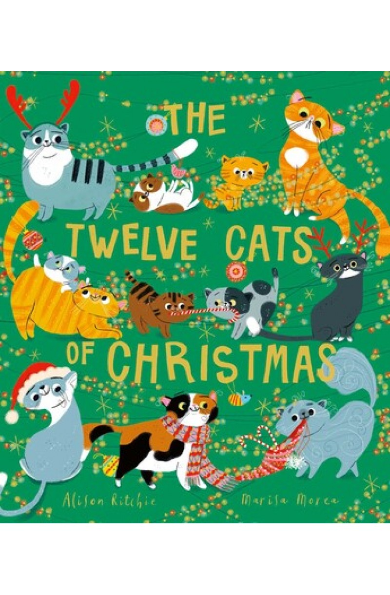Twelve Cats of Christmas