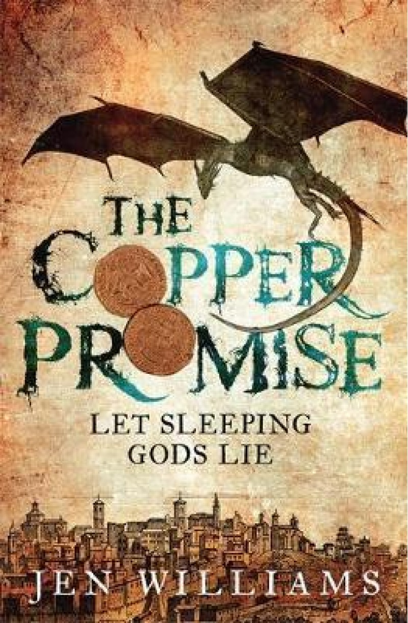 Copper Cat Trilogy: Copper Promise