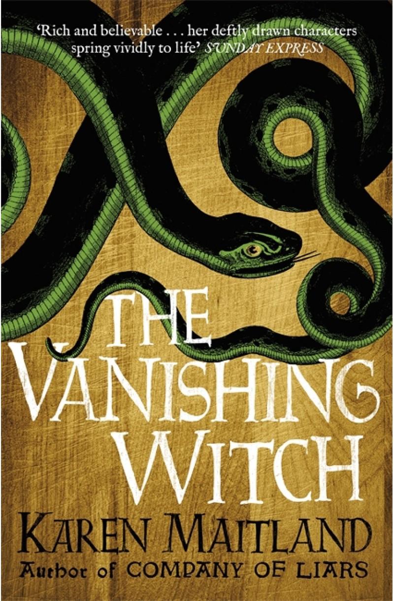 Vanishing Witch