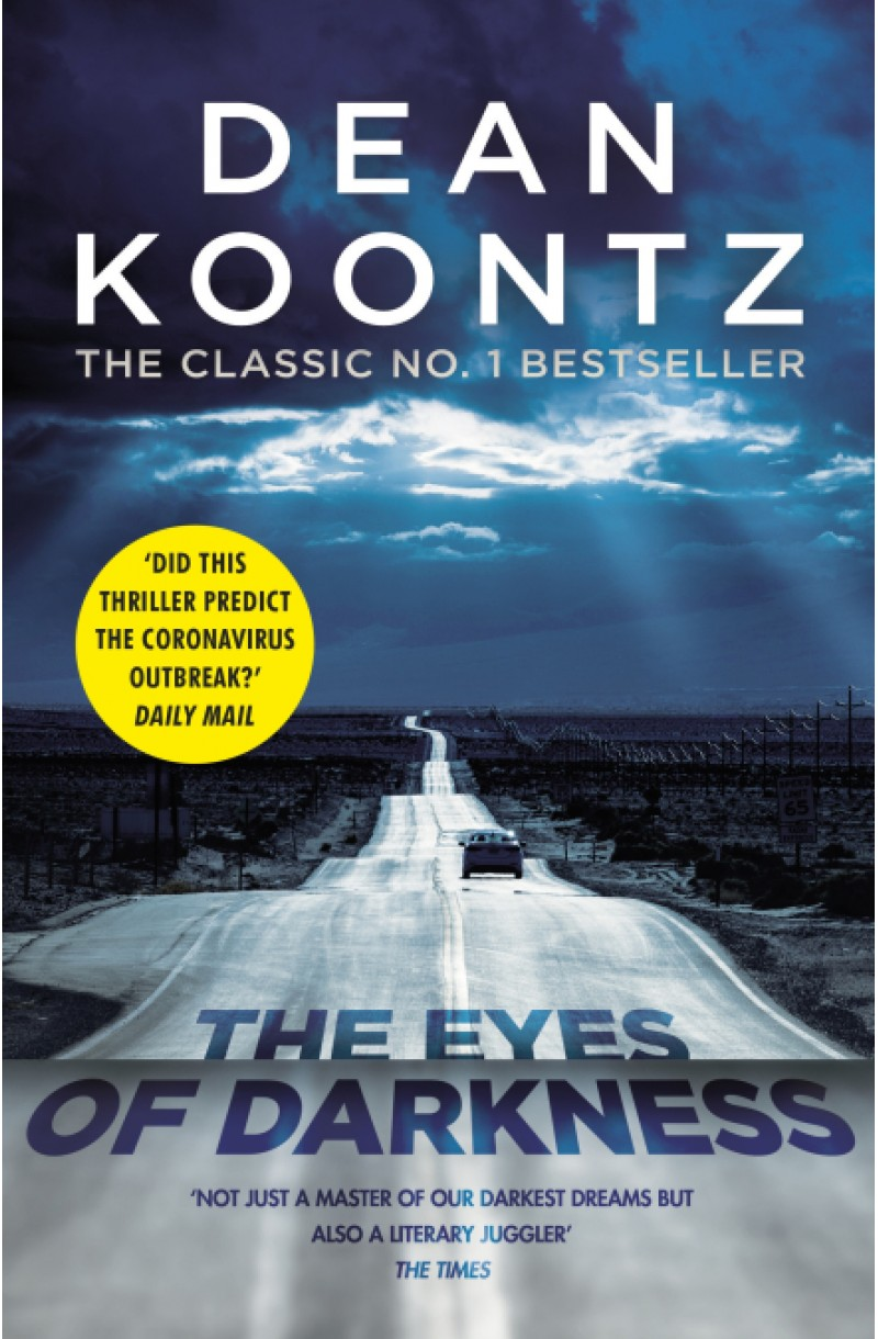 Eyes of Darkness: A gripping suspense thriller that predicted a global danger