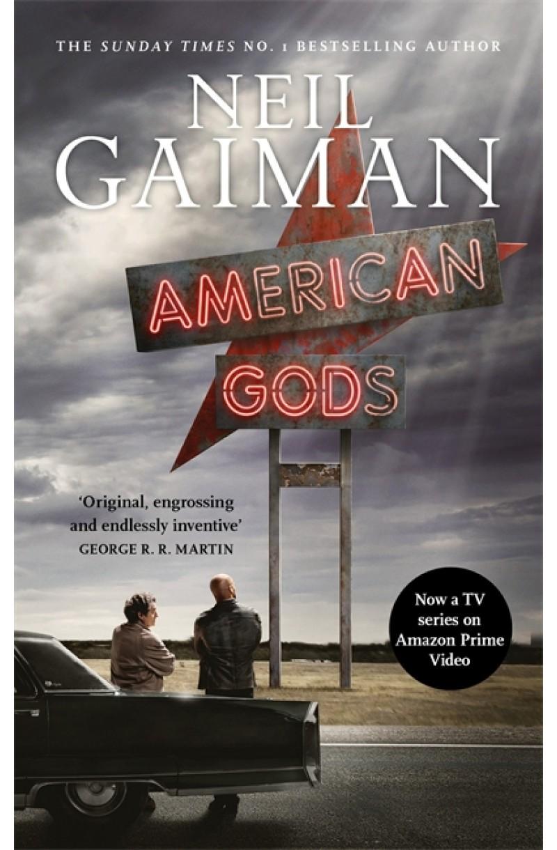 American Gods (TV Tie-in) (format de buzunar)