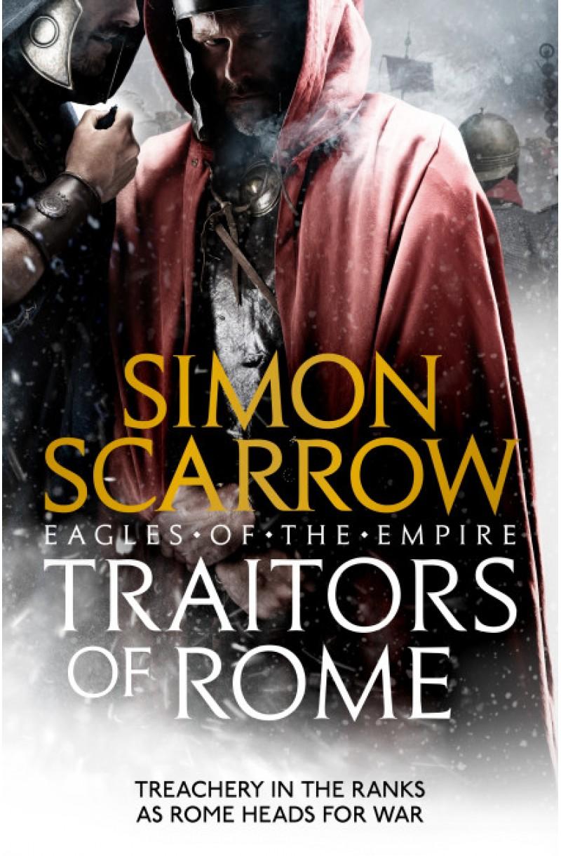 Eagles of the Empire 18: Traitors of Rome