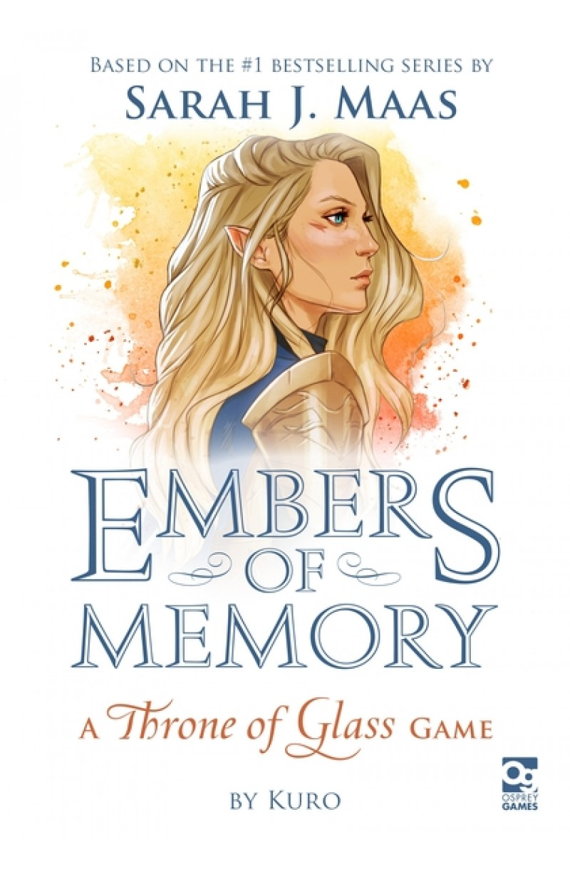 A Throne of Glass Game: Embers of Memory