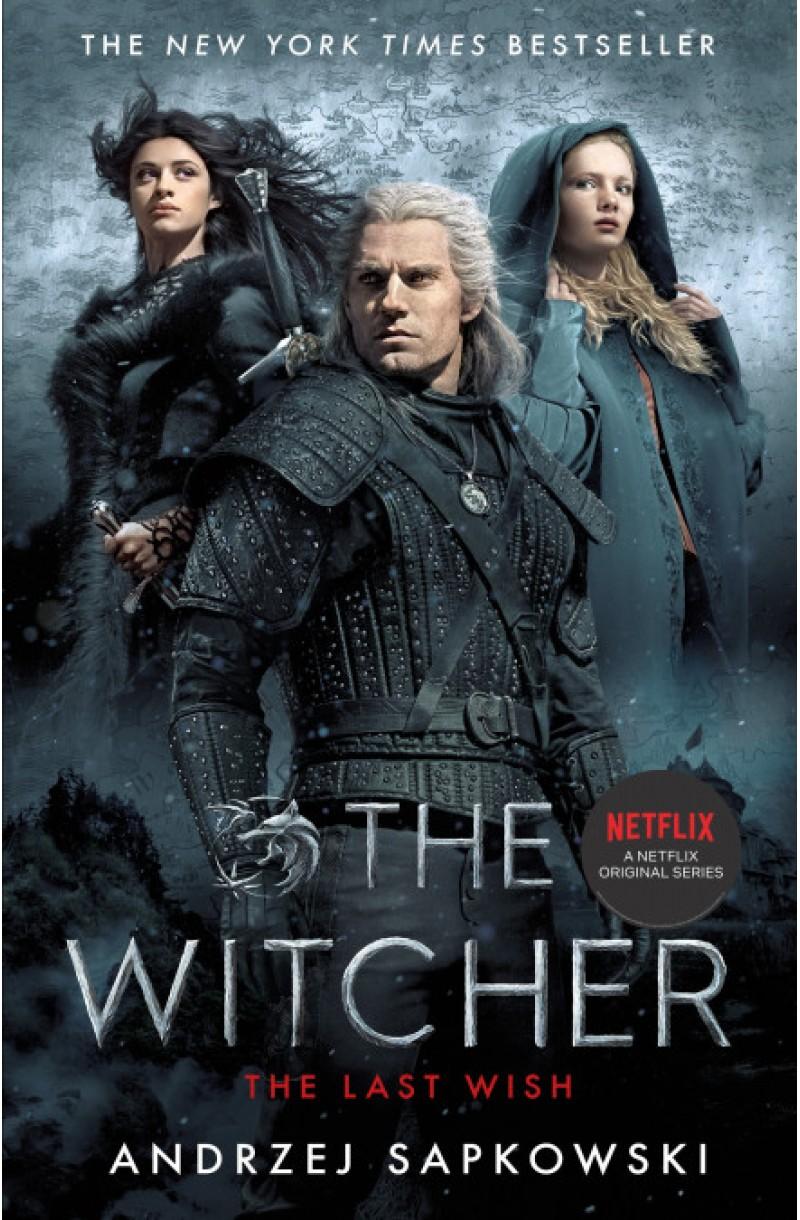 Witcher: Last Wish (Netflix TV tie-in)