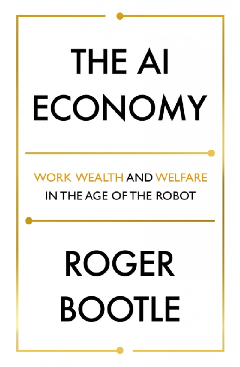AI Economy: Work, Wealth and Welfare in the Robot Age