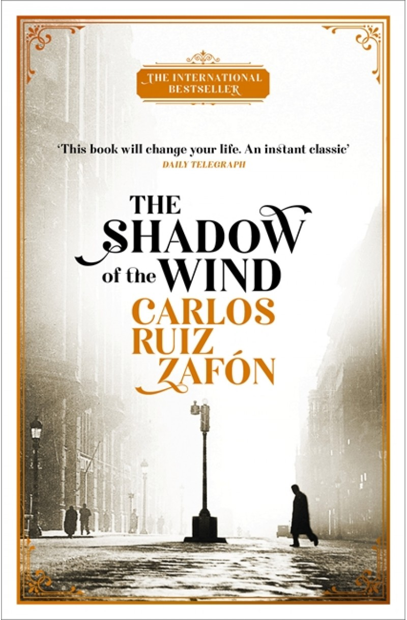 Shadow of the Wind (The Cemetery of Forgotten Books)