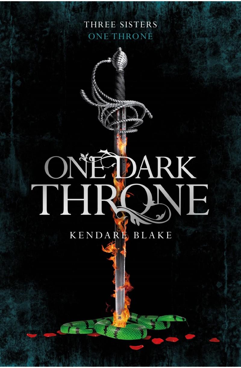 Three Dark Crowns 2: One Dark Throne