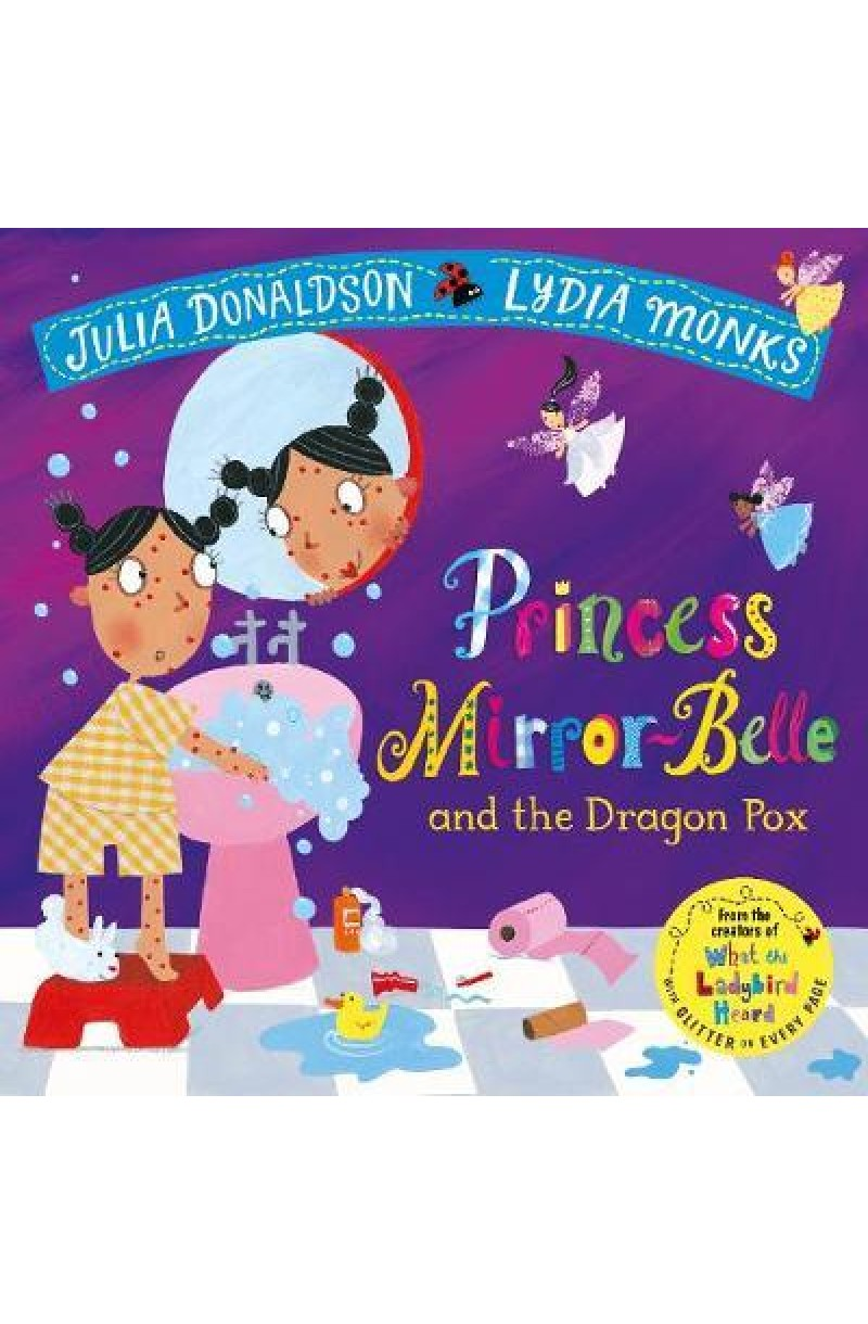 Princess Mirror-Belle and the Dragon