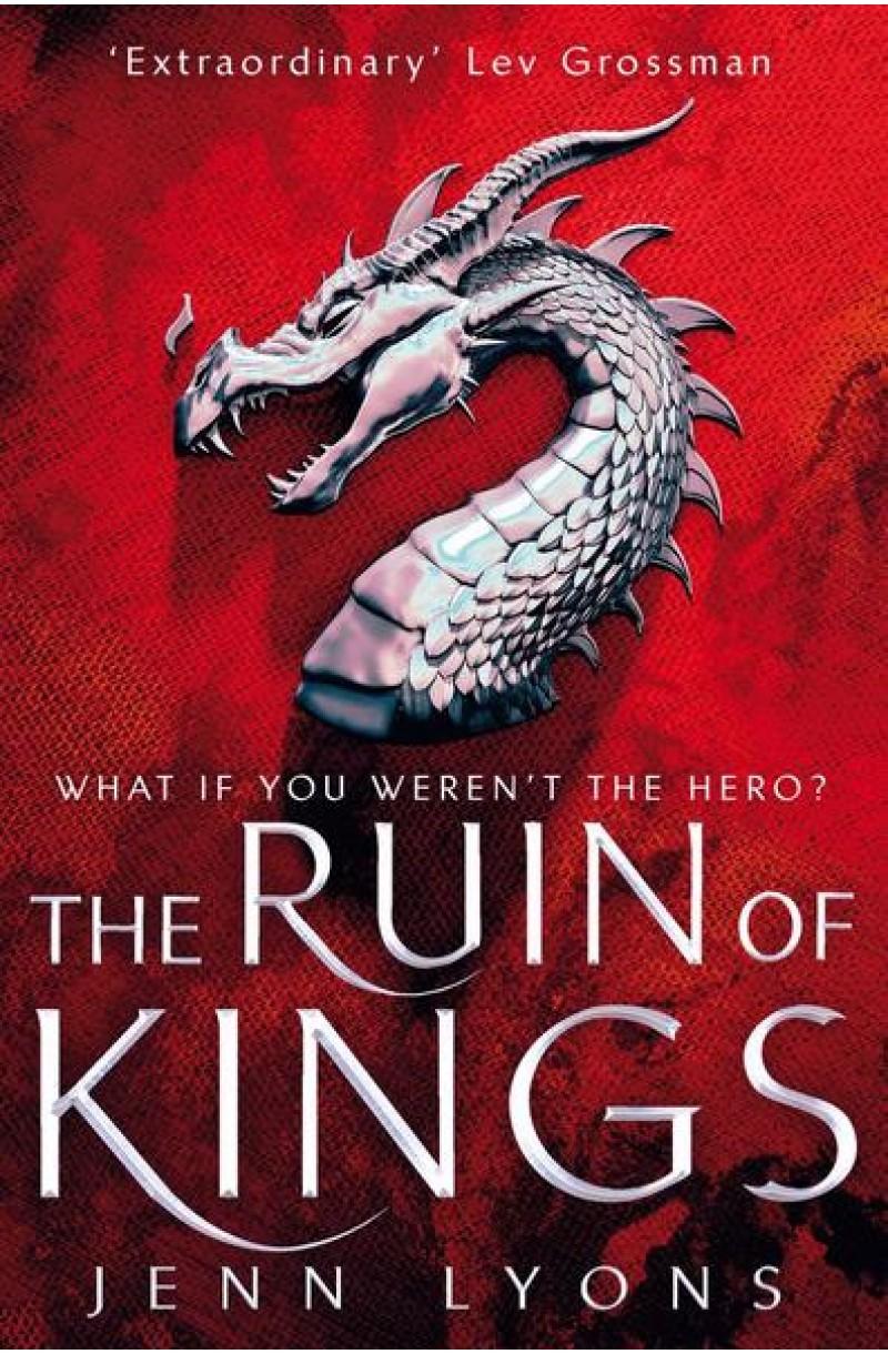 A Chorus of Dragons 1: Ruin of Kings