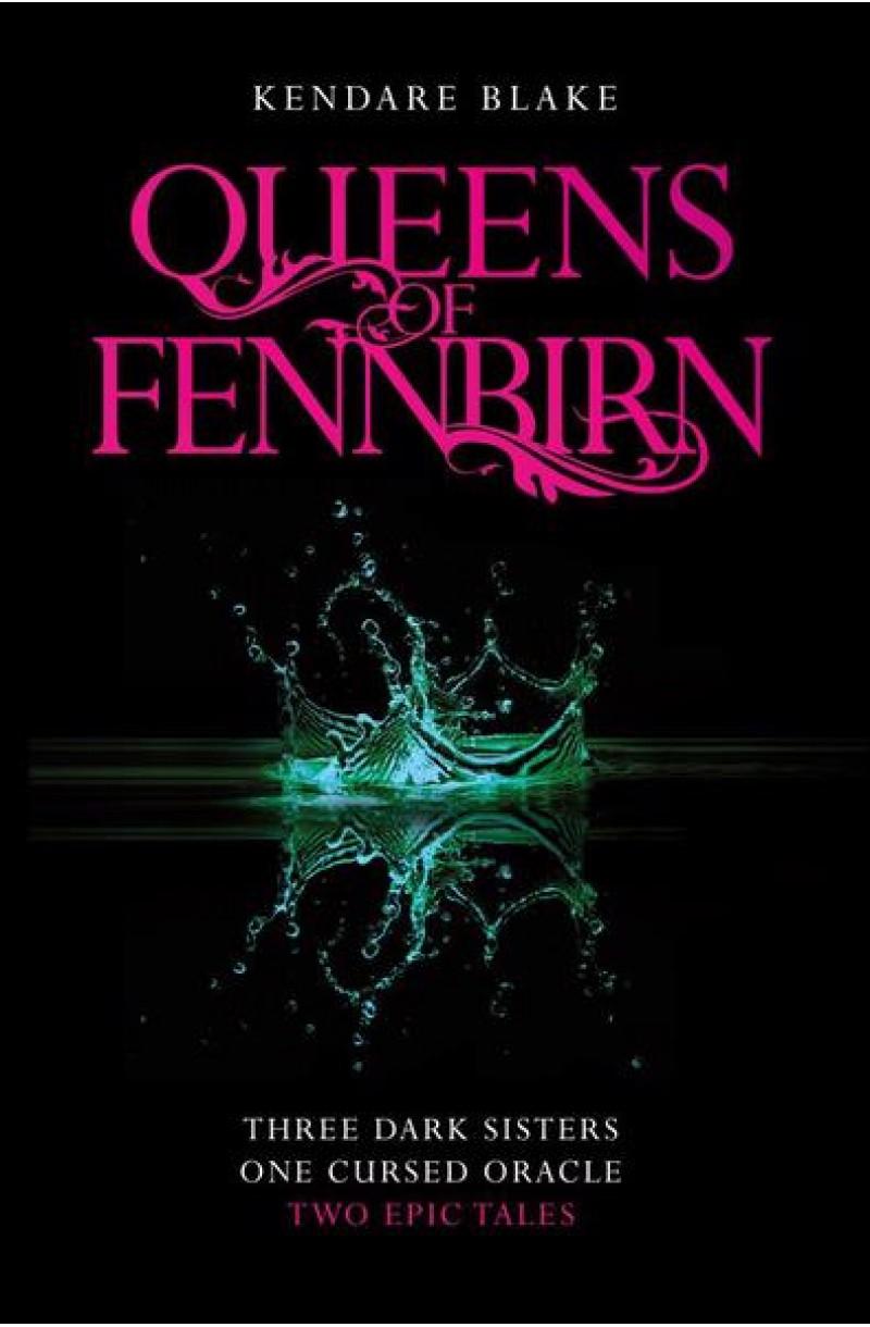 Three Dark Crowns Novellas: Queens of Fennbirn