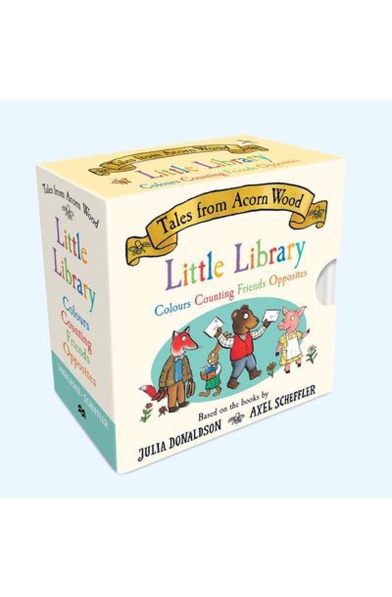 Acorn Wood Little Library (Set 4 books)
