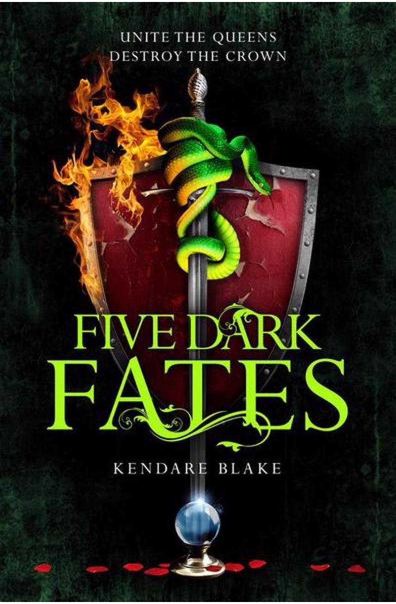 Three Dark Crowns 4: Five Dark Fates