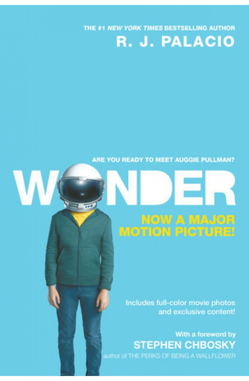 Wonder (US edition Film Tie-in)