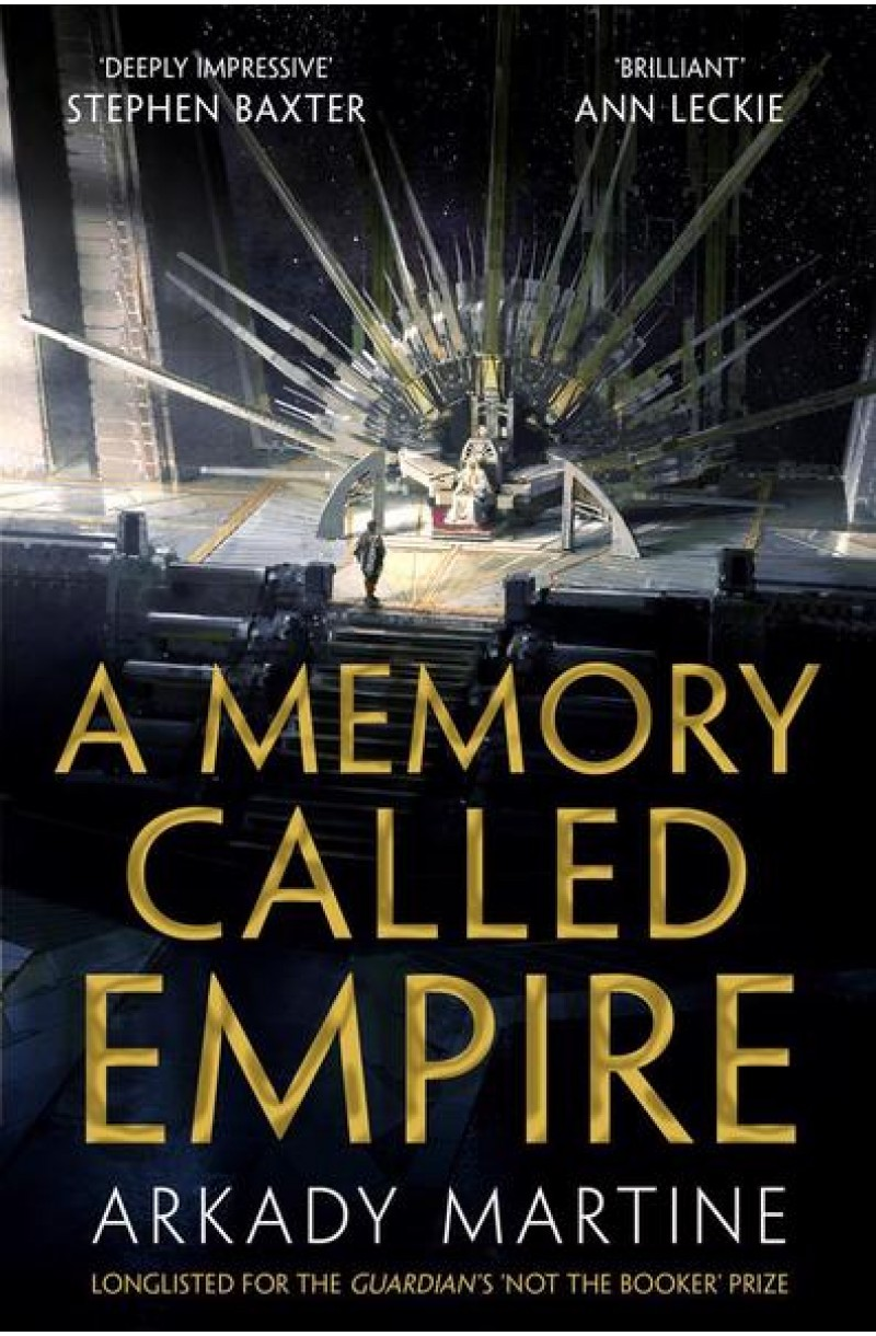 A Memory Called Empire (Shortlisted for the Goodreads Choice Awards 2019)