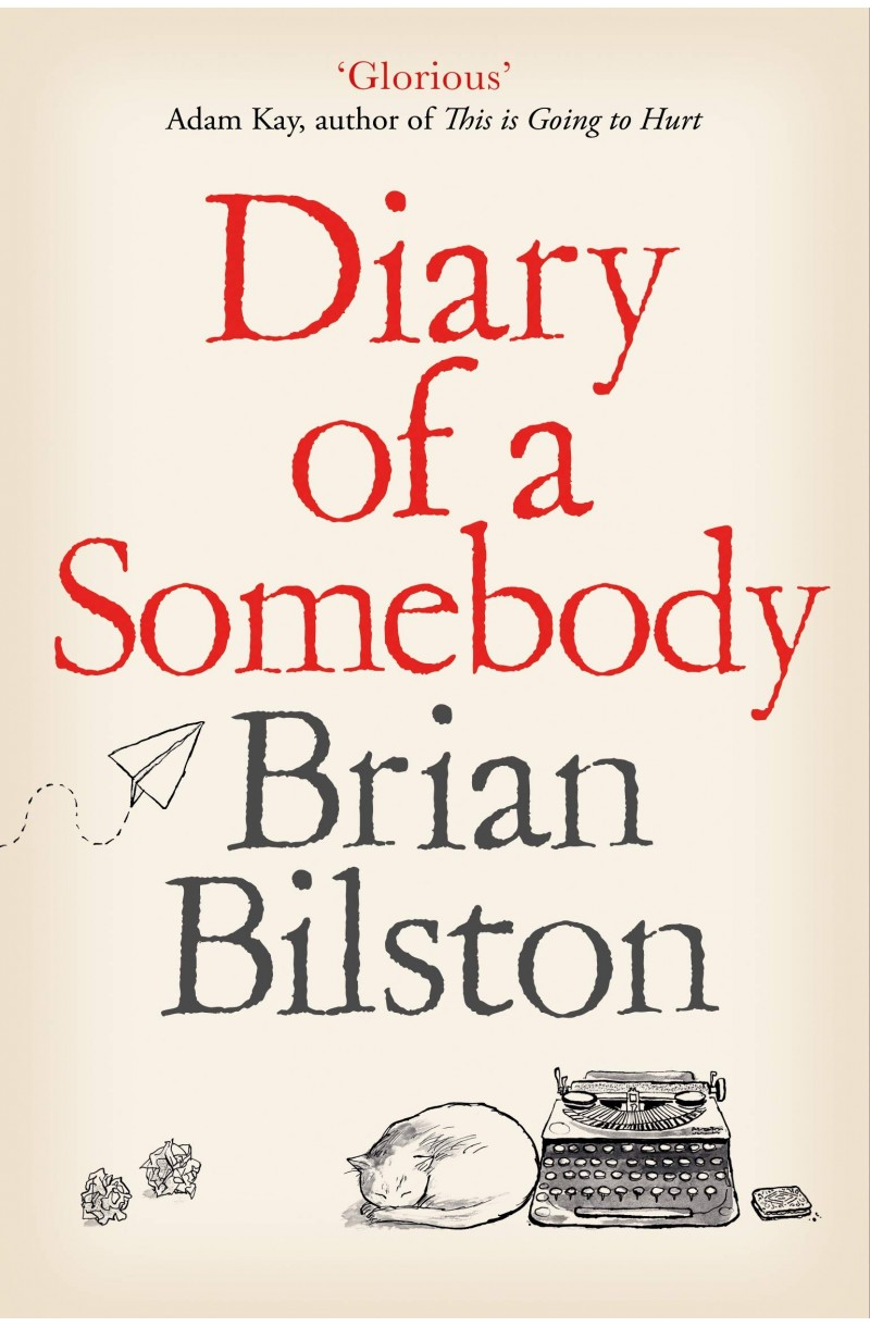 Diary of a Somebody (Shortlisted for the Costa First Novel Award 2019)