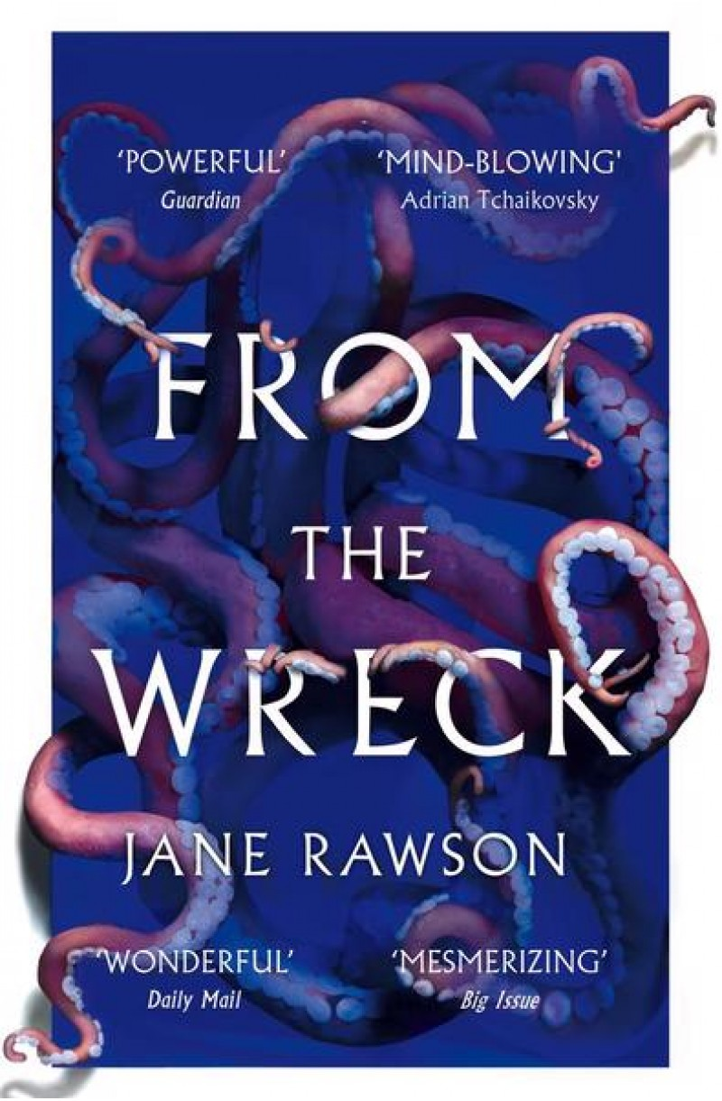 From The Wreck (Shortlisted for the Kitschies Red Tentacle for Best Novel)