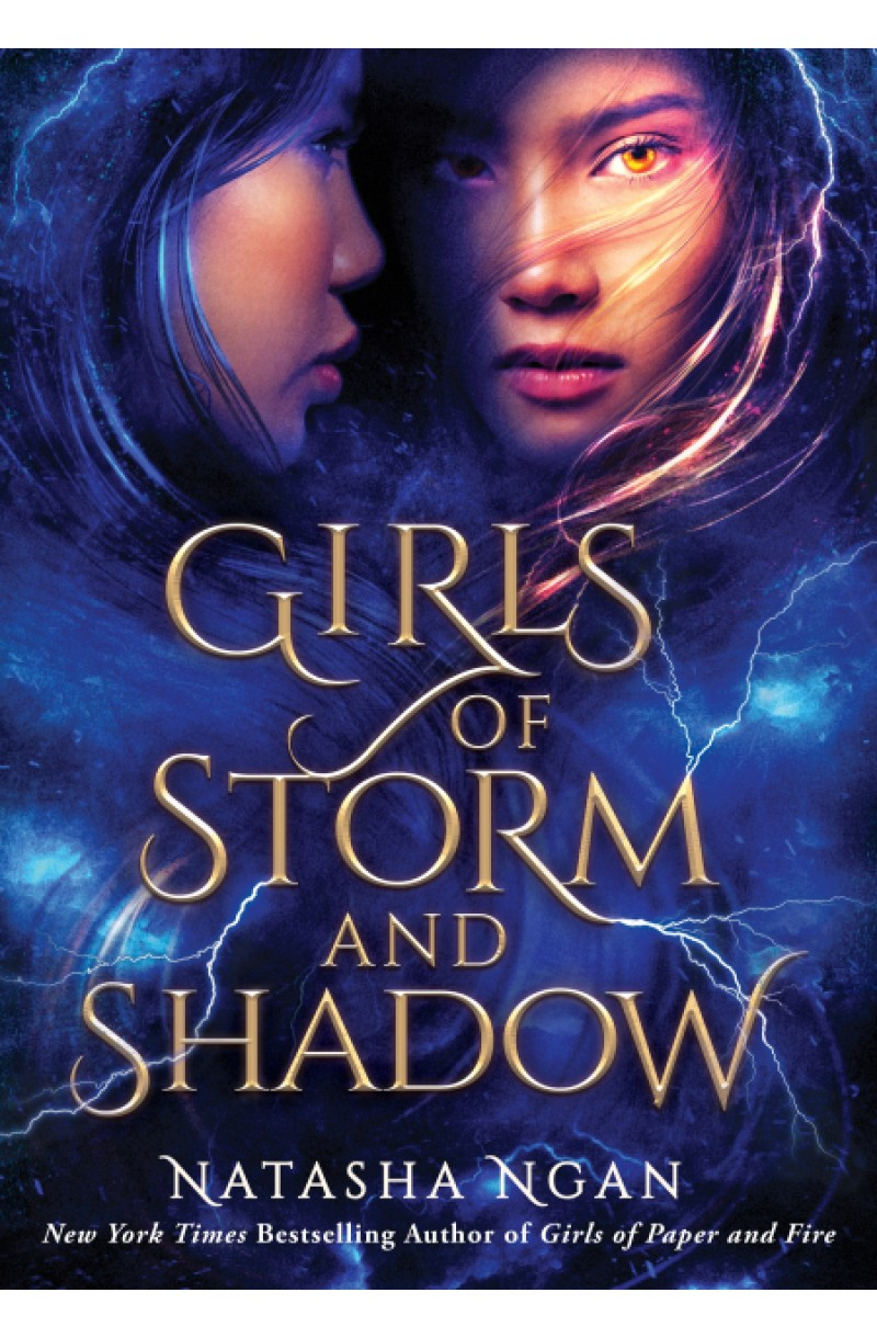 Girls of Paper and Fire 2: Girls of Storm and Shadow