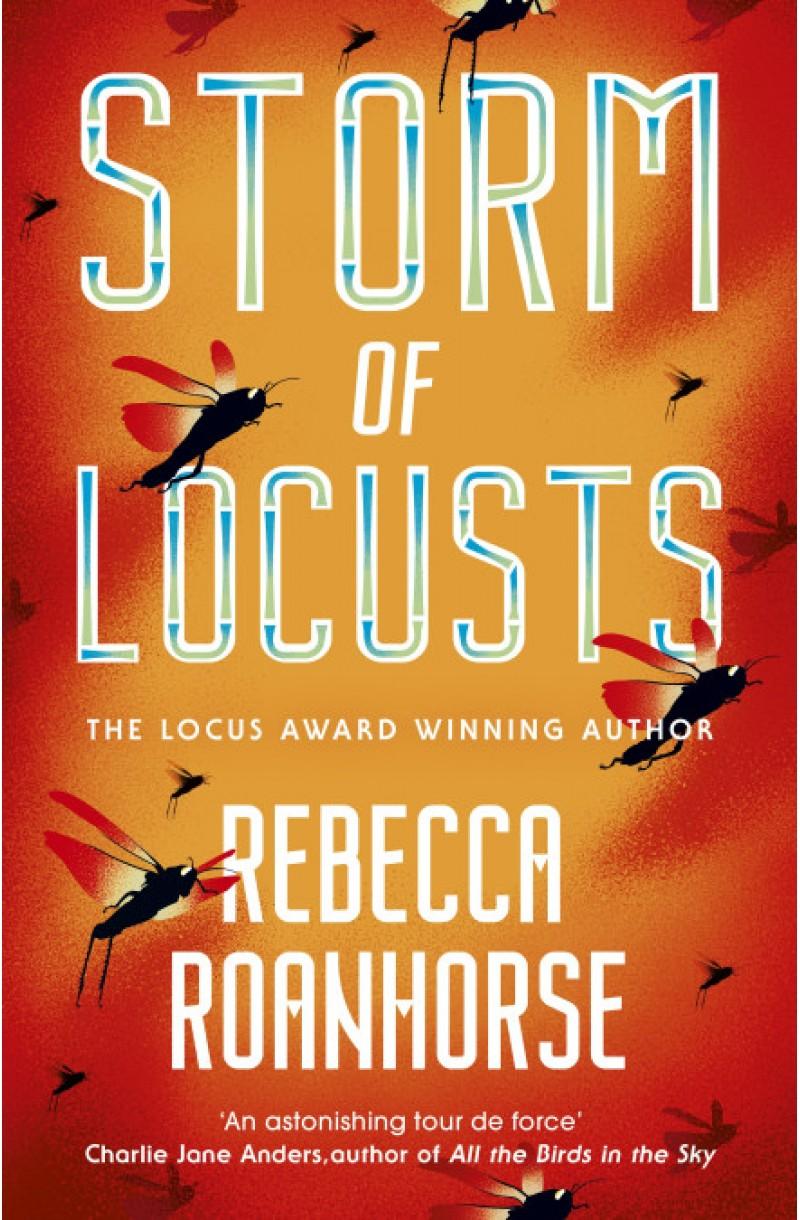 Trail of Lightning 2: Storm of Locusts
