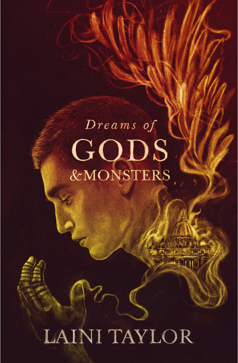 Daughter of Smoke and Bone 3: Dreams of Gods and Monsters (2020 ed)