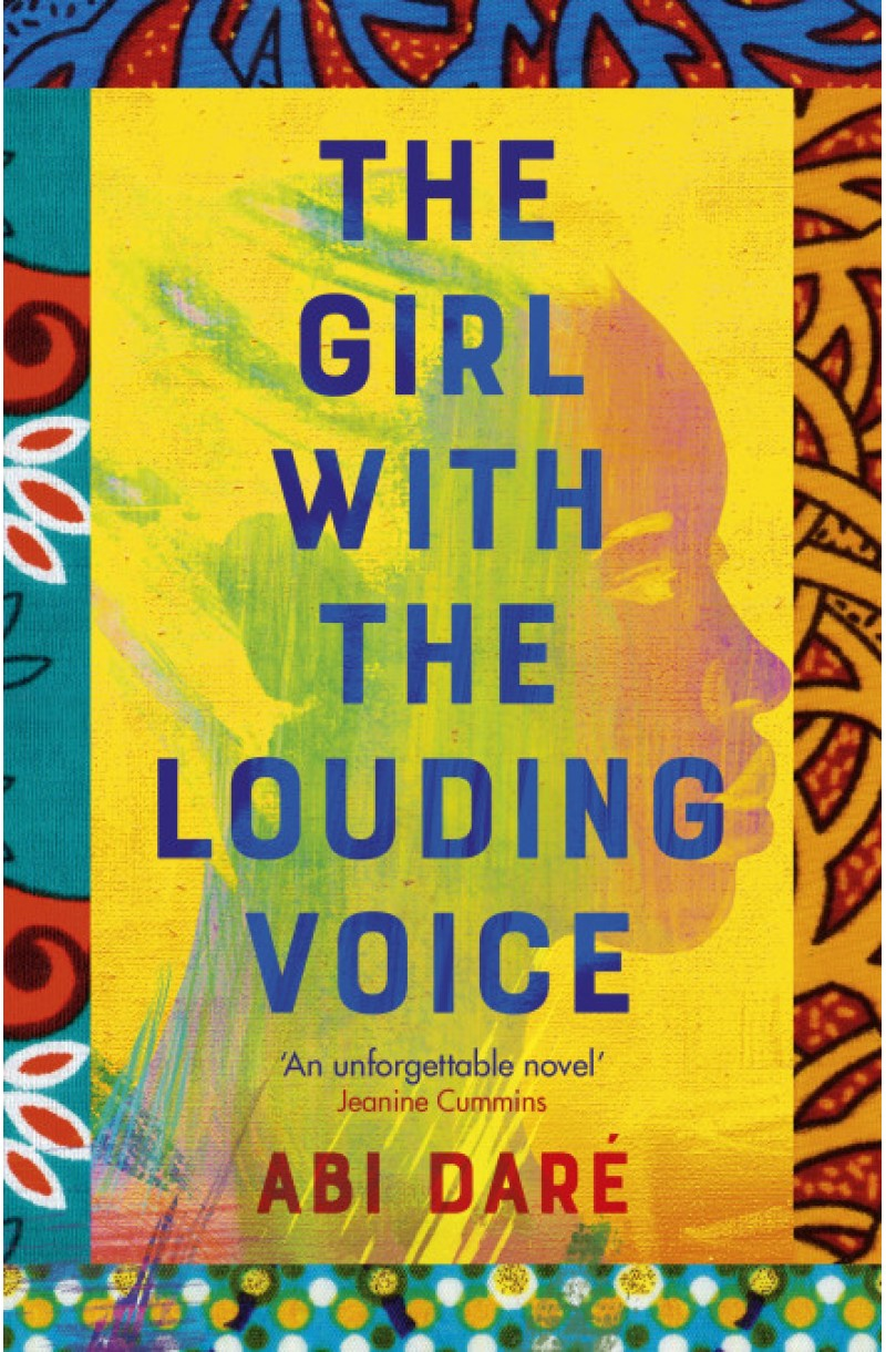 Girl with the Louding Voice (format mare)