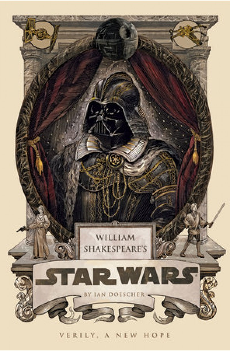 William Shakespeare's Star Wars (editie cartonata)