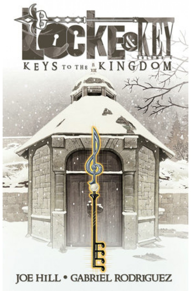 Locke & Key 4: Keys to the Kingdom