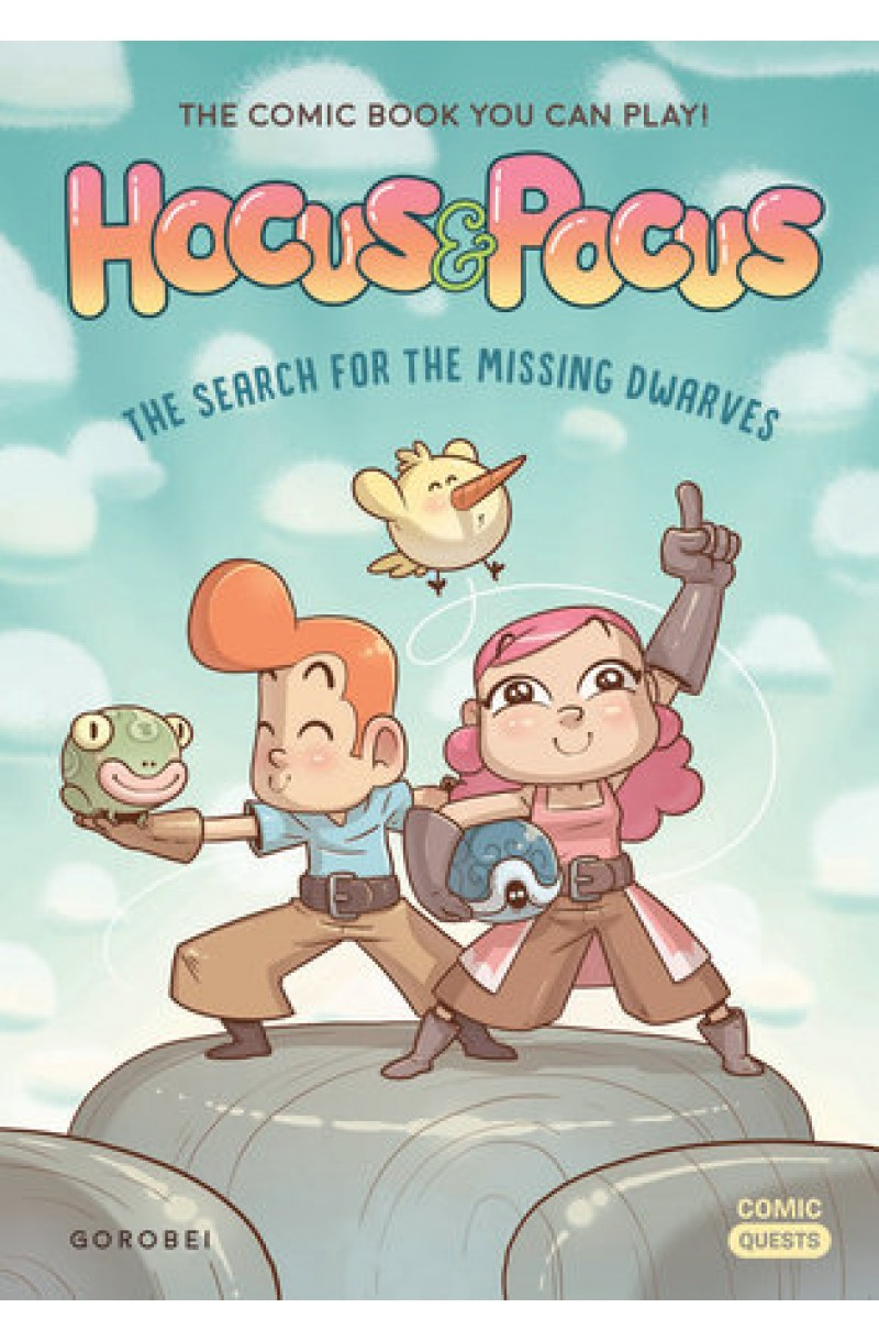 Hocus & Pocus 2: The Search for the Missing Dwarfs