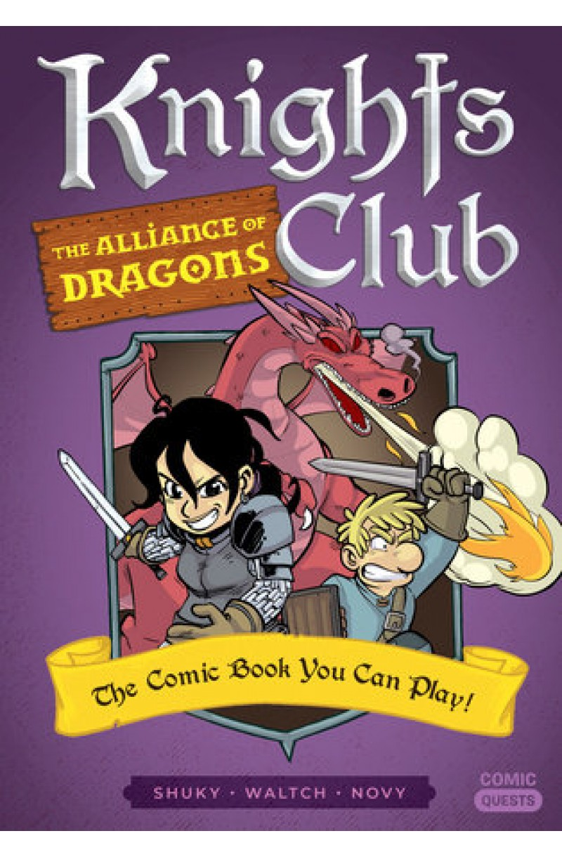 Knights Club 4: The Alliance of Dragons