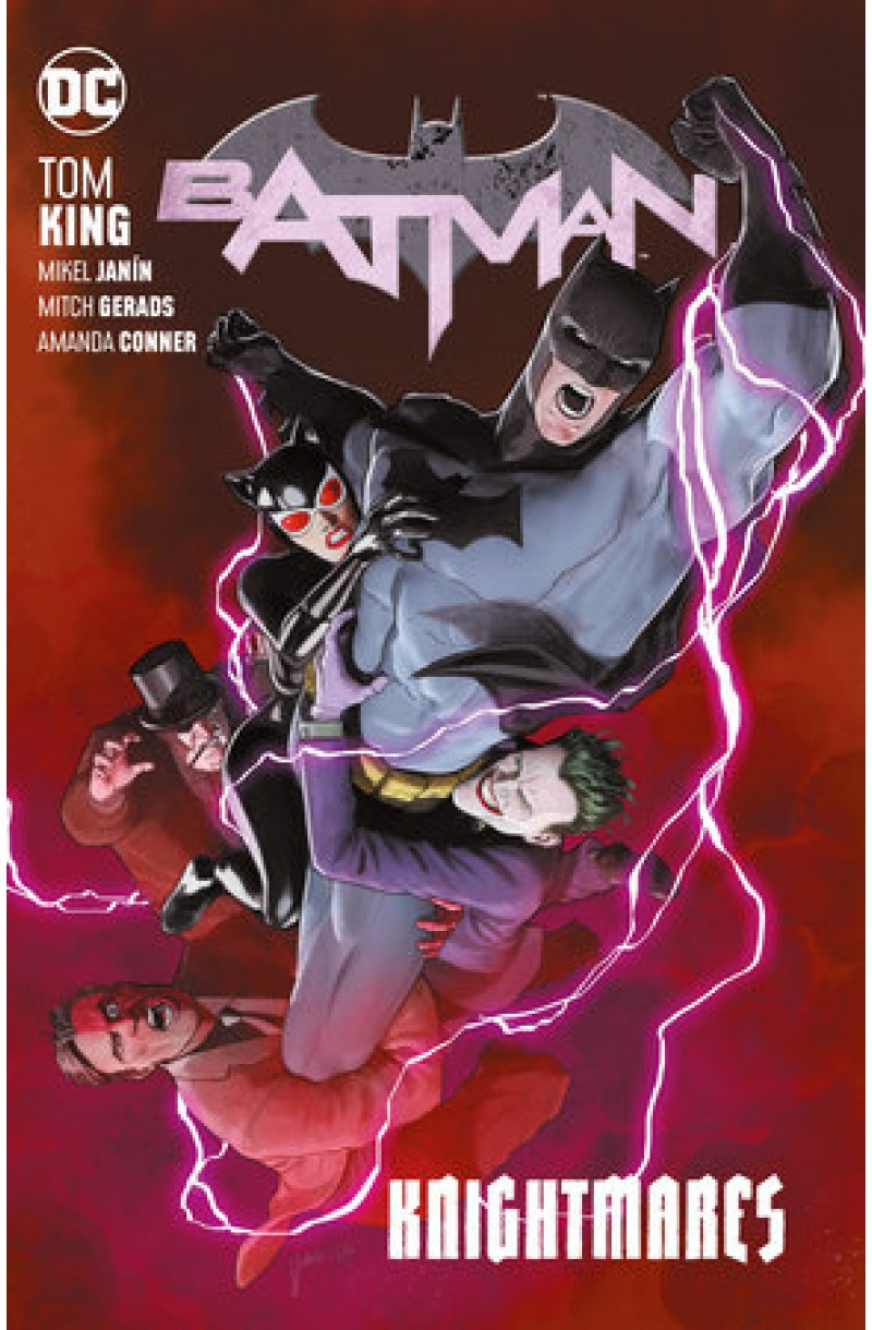 Batman Vol. 10: Knightmares (DC Comics)