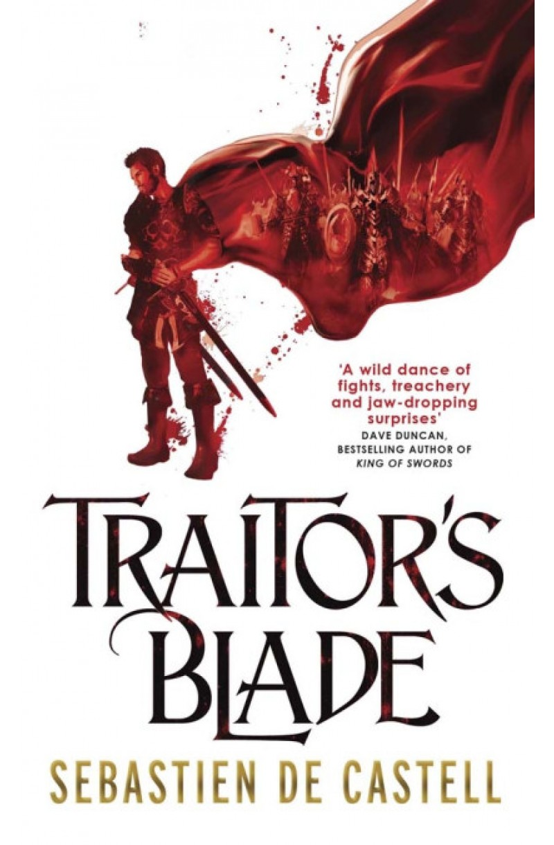 Greatcoats 1: Traitor's Blade