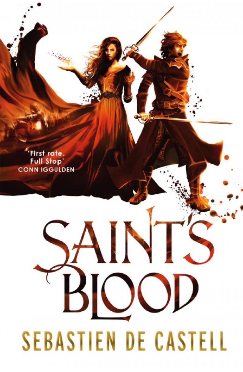 Greatcoats 3: Saint's Blood