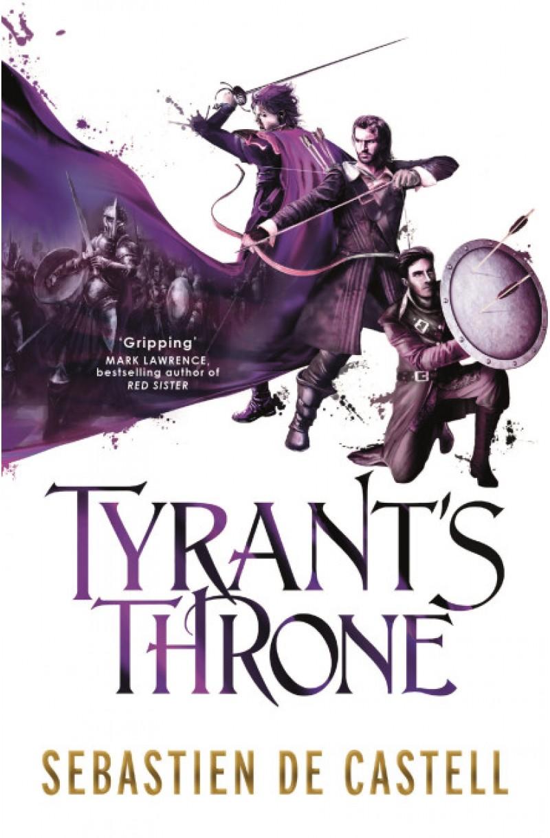 Greatcoats 4: Tyrant's Throne