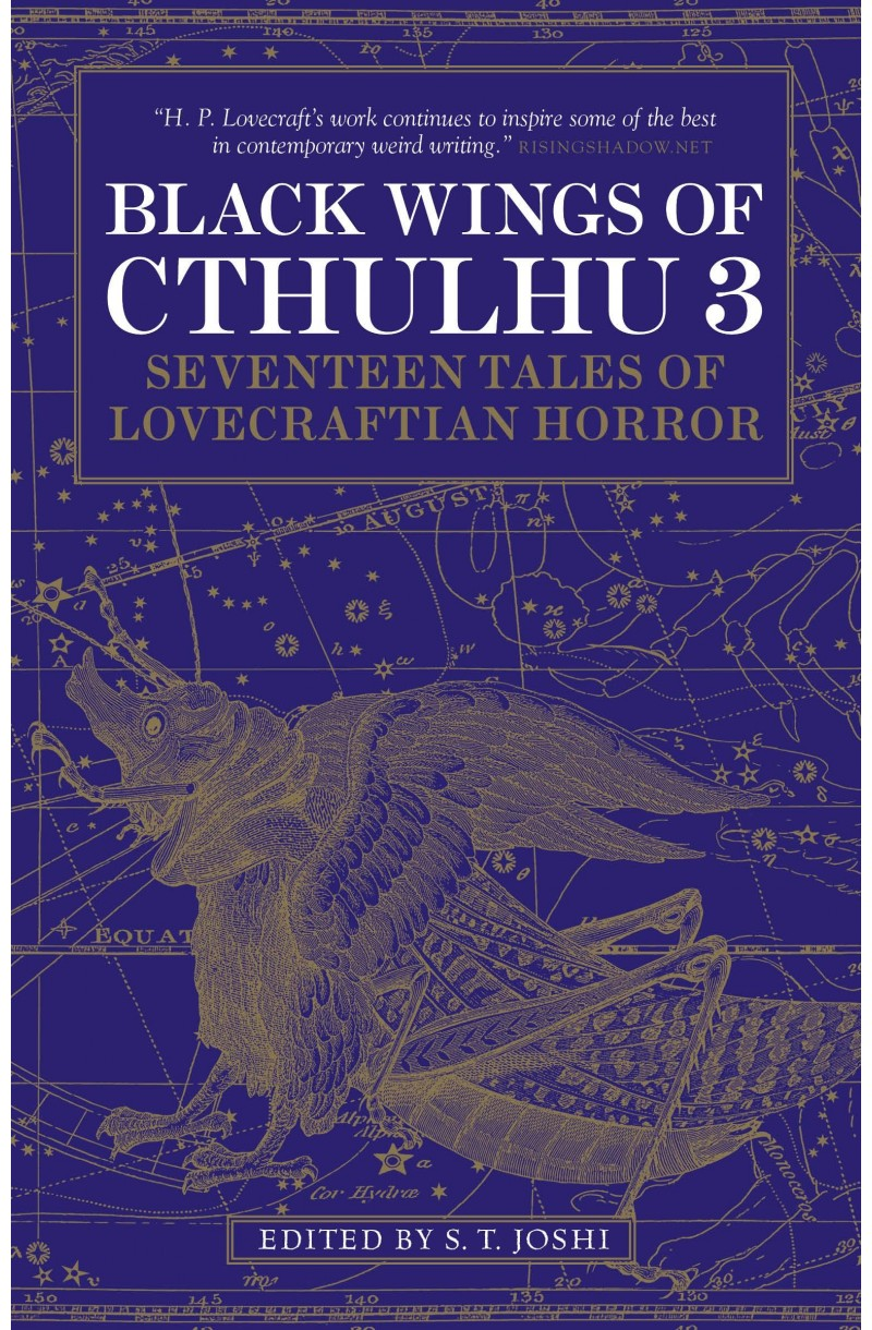 Black Wings of Cthulhu: New Tales of Lovecraftian Horror. Vol. 3