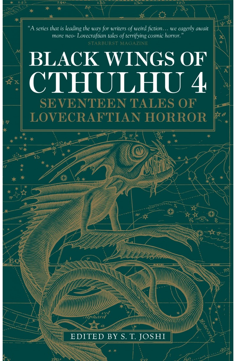 Black Wings of Cthulhu: New Tales of Lovecraftian Horror. Vol. 4