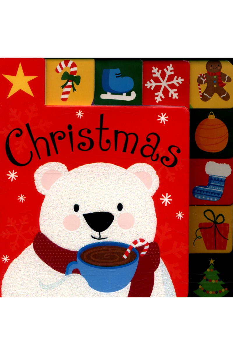 Mini Tab: Christmas (Board Book)