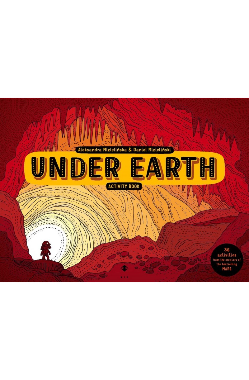 Under Earth Activity Book